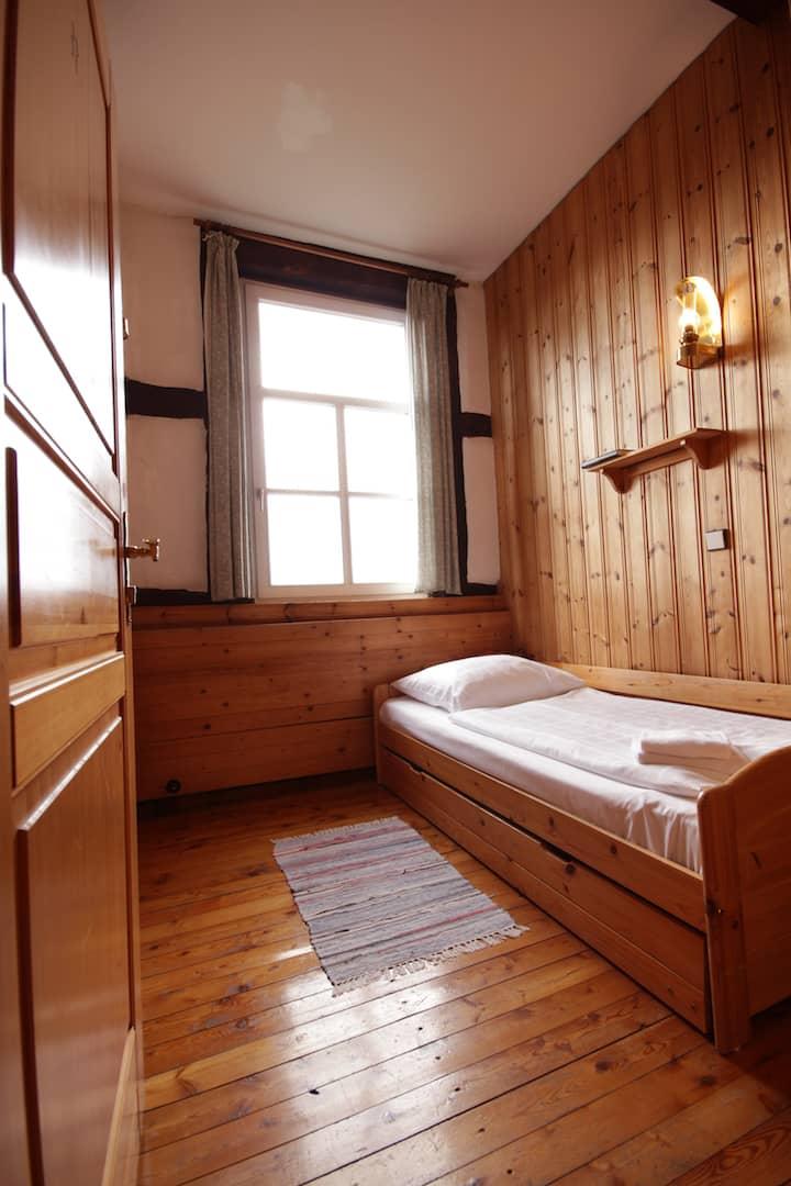 Einzelzimmer, Apartment 37 - Teil der FeWo Fuchs