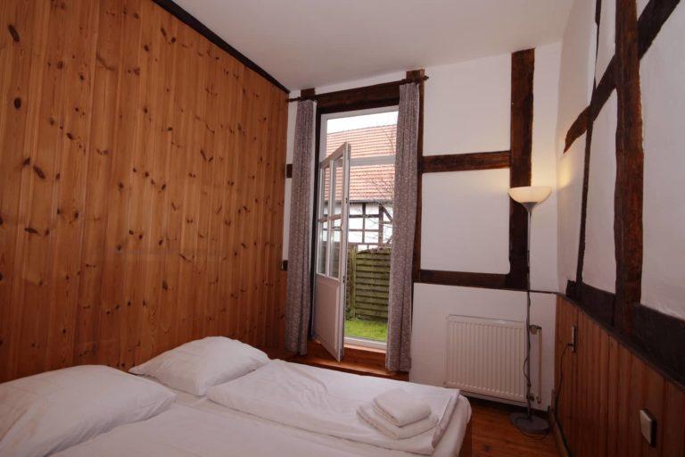 Doppelzimmer mit Gartenzugang, Apartment 15