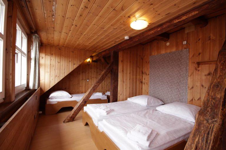 Zimmer mit 4 Einzelbetten, Apartment 41 - Teil der FeWo Heide