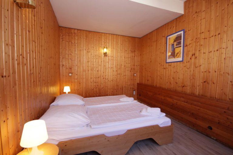 Schlafraum mit 2 Einzelbetten Apartment 26 - Teil der FeWo Dachs